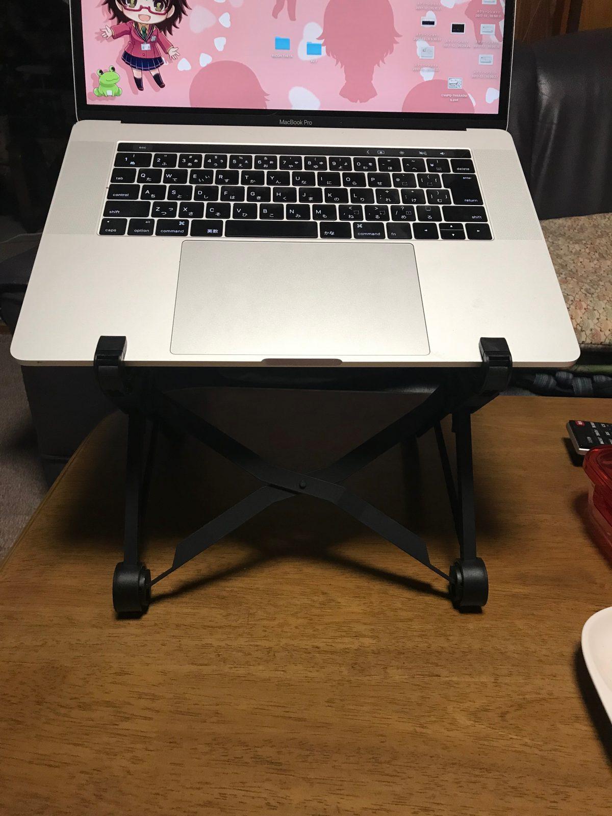 MacBook Proのキーボードを修理に出したらバッテリーも新品になった件
